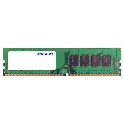 Фото ОЗУ Patriot DDR4 4GB 2400Mhz (PSD44G240082)