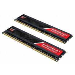 Фото ОЗУ AMD DDR4 16GB (2x8GB) 2400Mhz Radeon R7 Perfomance (R7416G2400U2K)