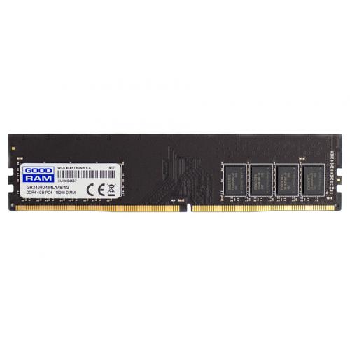 Фото ОЗУ GoodRAM DDR4 4GB 2400Mhz (GR2400D464L17S/4G)