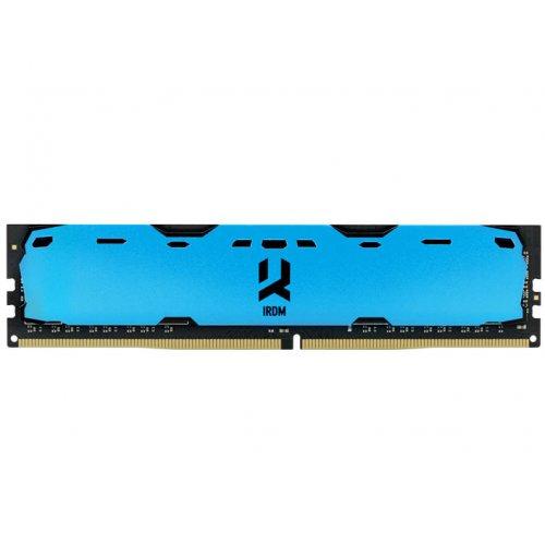 Фото ОЗУ GoodRAM DDR4 4GB 2400Mhz IRDM Blue (IR-B2400D464L15S/4G)