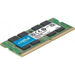 Фото ОЗУ Crucial SODIMM DDR4 4GB 2400Mhz (CT4G4SFS824A)