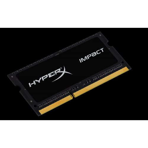 Фото ОЗУ HyperX SODIMM DDR3L 8GB 1866Mhz Impact (HX318LS11IB/8)
