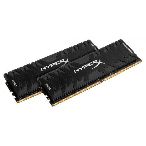 Фото ОЗУ HyperX DDR4 32GB (2x16GB) 2400Mhz Predator (HX424C12PB3K2/32)