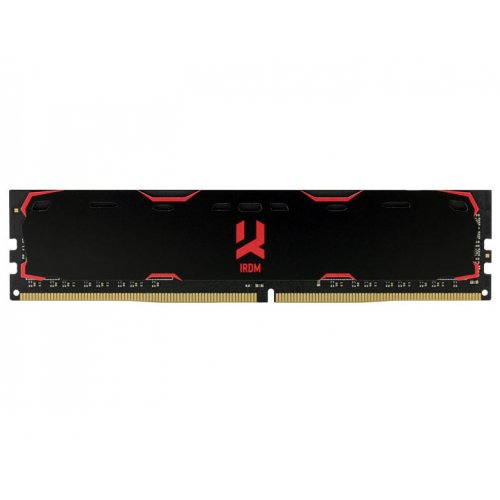 Фото ОЗУ GoodRAM DDR4 4GB 2400Mhz Iridium Black (IR-2400D464L17S/4G)