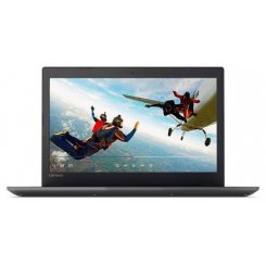 Фото Ноутбук Lenovo IdeaPad 320 (80XM009VRA) Onyx Black