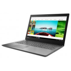 Фото Ноутбук Lenovo IdeaPad 320 (80XR00UJRA) Onyx Black