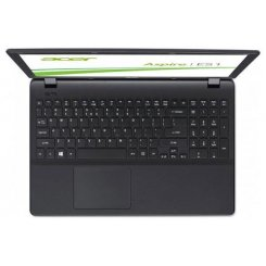 Фото Ноутбук Acer Aspire ES1-572-P1DJ (NX.GD0EU.063) Midnight Black