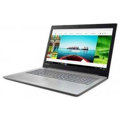 Фото Ноутбук Lenovo IdeaPad 320-15IAP (80XR00V5RA) Platinum Grey