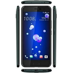 Фото Смартфон HTC U11 64GB Dual Sim Black