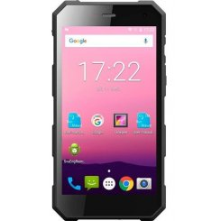 Фото Смартфон Sigma mobile X-treme PQ28 Black