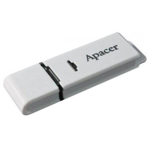 Купить USB Flash, Apacer AH223 64GB USB 2.0 White (AP64GAH223W-1)
