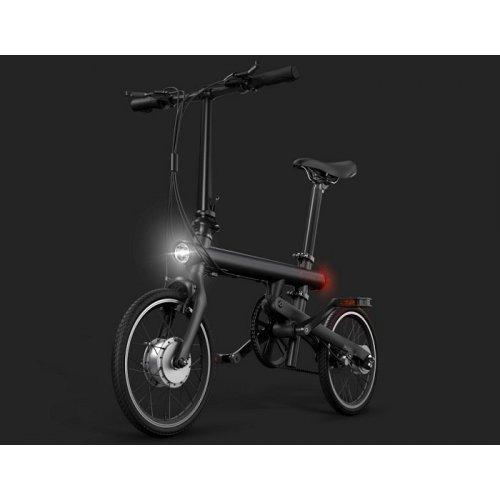 Фото Электровелосипед Xiaomi MiJia QiCycle Folding Electric Bike EF1 Black