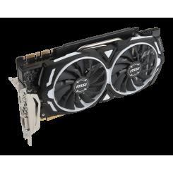 Фото Видеокарта MSI GeForce GTX 1080 TI ARMOR 11264MB (GTX 1080 TI ARMOR 11G)