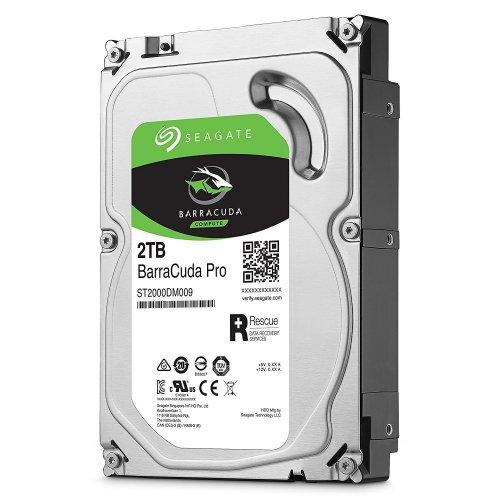 Фото Жесткий диск Seagate BarraCuda Pro 2TB 128MB 7200RPM 3.5'' (ST2000DM009)