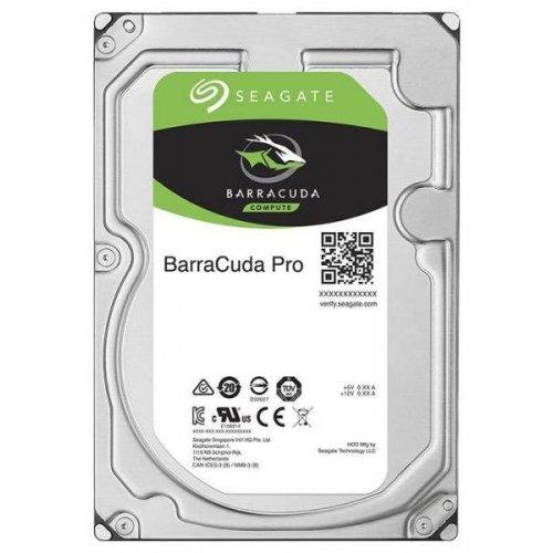 Фото Жесткий диск Seagate BarraCuda Pro 4TB 128MB 7200RPM 3.5'' (ST4000DM006)