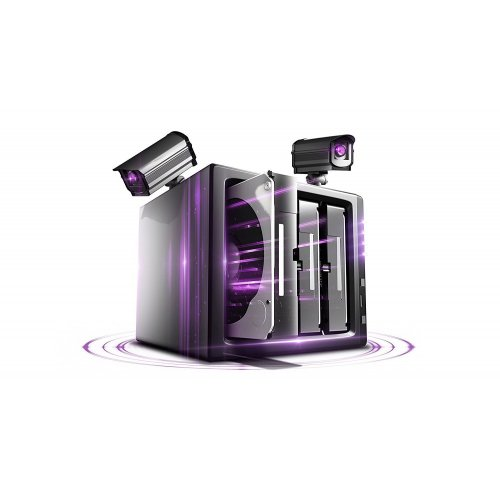 Фото Жорсткий диск Western Digital Purple 4TB 64MB 5400RPM 3.5'' (WD40PURZ)