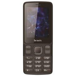 Фото Мобильный телефон Bravis C240 Middle Black