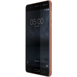 Фото Смартфон Nokia 5 Dual Sim Copper