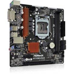 Фото Материнская плата AsRock H110M-DGS R3.0 (s1151, Intel H110)