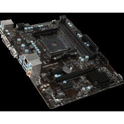 Фото Материнская плата MSI A320M PRO-VD/S (sAM4, AMD A320)