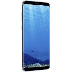 Фото Смартфон Samsung Galaxy S8+ 128GB G955FD Blue Coral