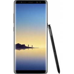 Фото Смартфон Samsung Galaxy Note8 N950 Black