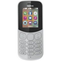 Фото Мобильный телефон Nokia 130 New Dual Sim Grey