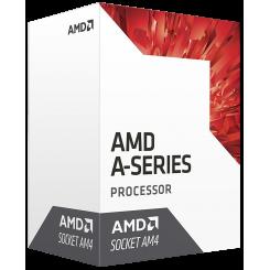AMD A8-9600 3.1(3.4)GHz sAM4 Box (AD9600AGABBOX)