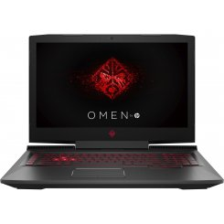 Фото Ноутбук HP OMEN 17-an054ur (2LE49EA) Black