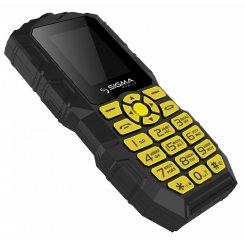 Фото Мобильный телефон Sigma mobile X-treme IO68 Bobber Black