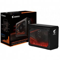 Фото Гейм бокс Gigabyte GeForce GTX 1070 Gaming Box OC 8192MB (GV-N1070IXEB-8GD) Thunderbolt 3