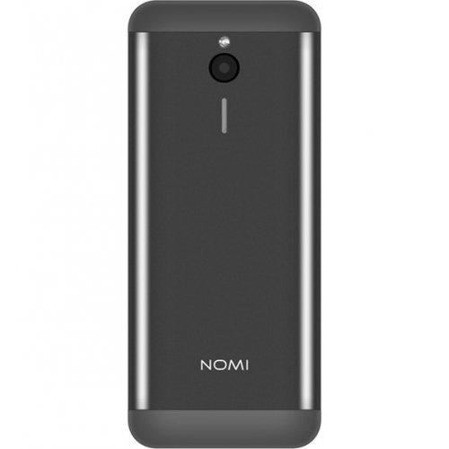 Фото Мобильный телефон Nomi i282 Grey