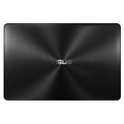 Фото Ноутбук Asus ZenBook Pro UX550VE-BN044T Black