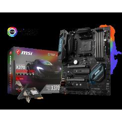 Фото Материнская плата MSI X370 GAMING PRO CARBON AC (sAM4, AMD X370)