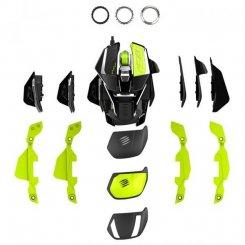 Фото Мышка MadCatz R.A.T. PRO X Gaming Mouse (MCB43718A6/P6/X6) Black/Yellow