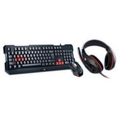 Фото Комплект Genius KMH-200 USB (31280230102) Black