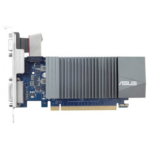 Фото Видеокарта Asus GeForce GT 710 2048MB (GT710-SL-2GD5)
