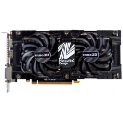 Фото Видеокарта Inno3D Geforce GTX 1070 X2 V3 8192MB (N1070-2SDV-P5DS)