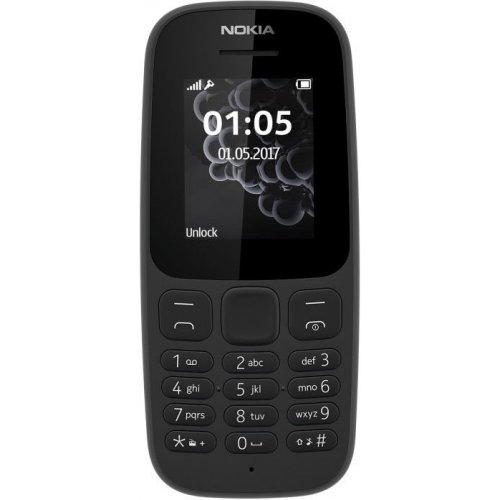 Фото Мобильный телефон Nokia 105 New Dual Sim Black
