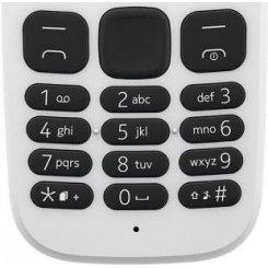 Фото Мобильный телефон Nokia 105 New Dual Sim White