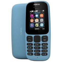 Фото Мобильный телефон Nokia 105 New Dual Sim Blue