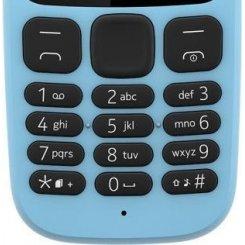 Фото Мобильный телефон Nokia 105 New Blue