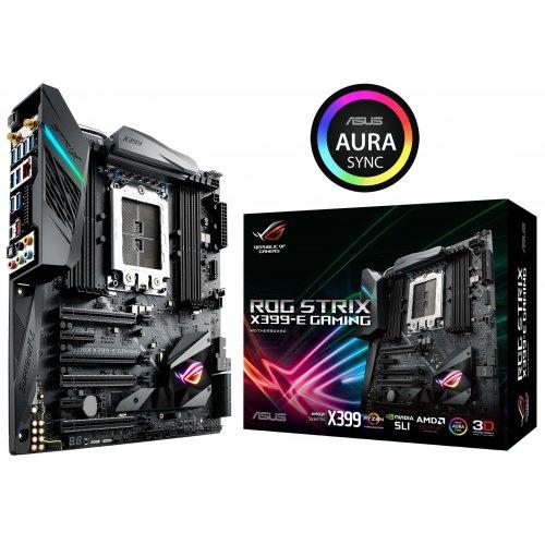 Фото Материнская плата Asus ROG STRIX X399-E GAMING (sTR4, AMD X399)