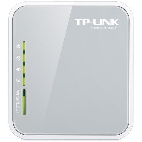 Фото Wi-Fi роутер TP-LINK TL-MR3020
