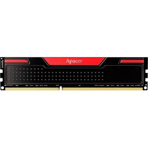Модули памяти, Apacer DDR4 8GB 2400Mhz Black Panther (EK.08G2T.GEC)  - купить со скидкой