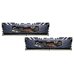 Фото ОЗУ G.Skill DDR4 16GB (2x8GB) 2400Mhz Flare X Black for AMD (F4-2400C15D-16GFX)