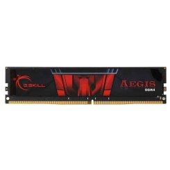 Фото ОЗУ G.Skill DDR4 16GB (2x8GB) 2400Mhz Aegis (F4-2400C15D-16GIS)