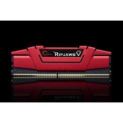 Фото ОЗУ G.Skill DDR4 16GB (2x8GB) 2400Mhz Ripjaws V (F4-2400C15D-16GVR)