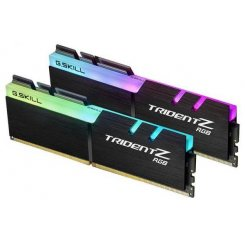 Фото ОЗУ G.Skill DDR4 16GB (2x8GB) 3000Mhz Trident Z RGB (F4-3000C15D-16GTZR)