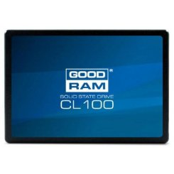 Фото SSD-диск GoodRAM CL100 TLC 240GB 2.5'' (SSDPR-CL100-240)